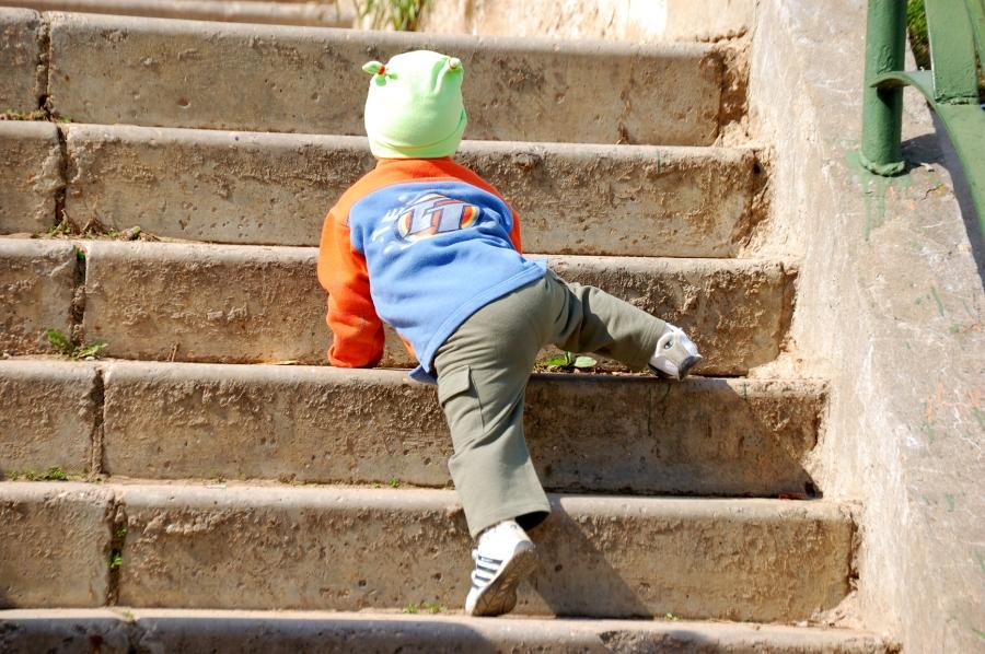 Baby Steps…